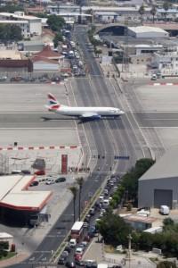 aeroport gibraltar