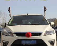 -font-b-Reindeer-b-font-Antlers-and-Red-Nose-Car-Kit-Christmas-Fun-Rudolph-font